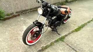 Suzuki Marauder Bobber - mp3toke