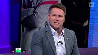 Michael Owen Rips Liverpool Front Line, Says They Are The Problem & Not The Defense