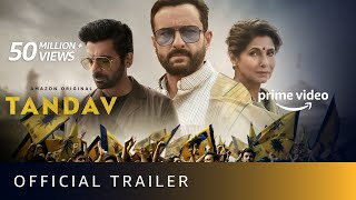 Tandav – Amazon Prime Web Series Video HD
