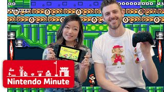 Super Mario Maker 2: Playing YOUR Levels Part 2 - Nintendo Minute