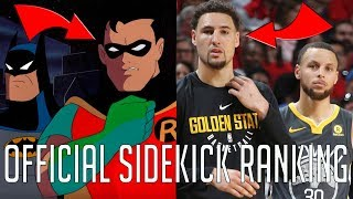 Ranking The Best ROBIN (Sidekick) From ALL 30 NBA Teams!