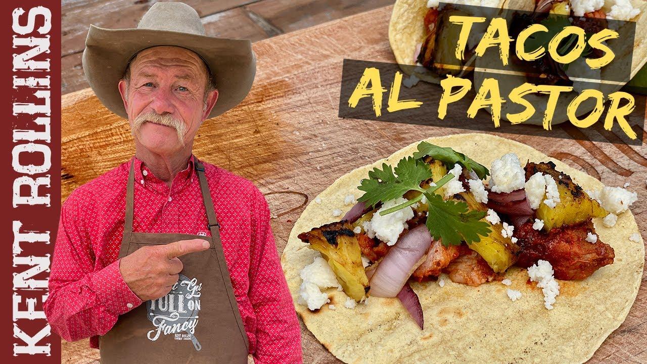 Tacos al Pastor | Traditional Mexican Street Tacos