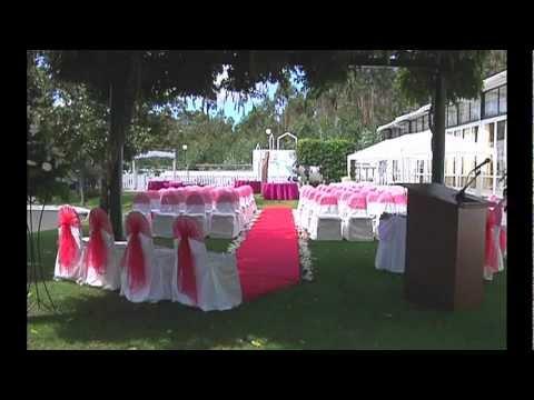 Video Salones Eventos Hotel Congreso