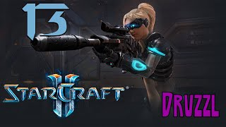 The Emperor's Decision - [13] - Let's Play StarCraft 2 Nova Campaign