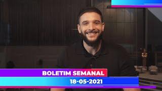 Boletim Semanal 19/05/2021