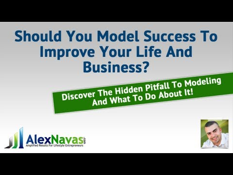 Should You Model Behavior Or Model Success To Improve Your Life