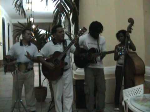 Blue bossa Habana vieja Cuba