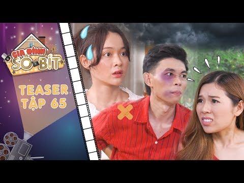Gia đình sô - bít|Teaser tập 65: Gia Bảo bất ngờ bị tai nạn khiến loạt mỹ nhân lo lắng không thôi?