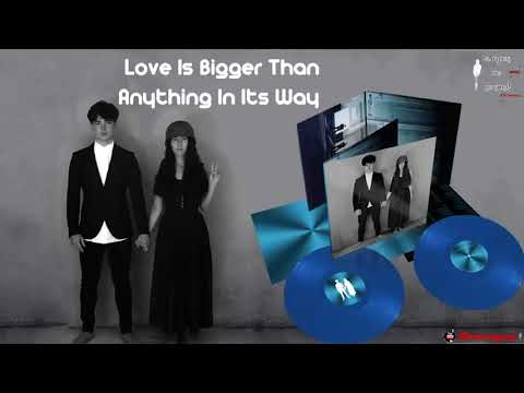 Love is bigger than anything in its way U2