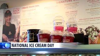 Sweet deals offered for National Ice Cream Day