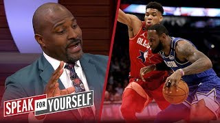 Marcellus Wiley credits NBA for generating interest in the All-Star game | NBA | SPEAK FOR YOURSELF