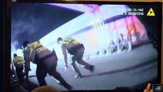 Police body cam video of Las Vegas mass shooting