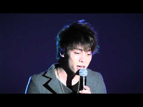 [11.11.03] SHINee In London - 04 Nothing Better (JongHyun Solo)