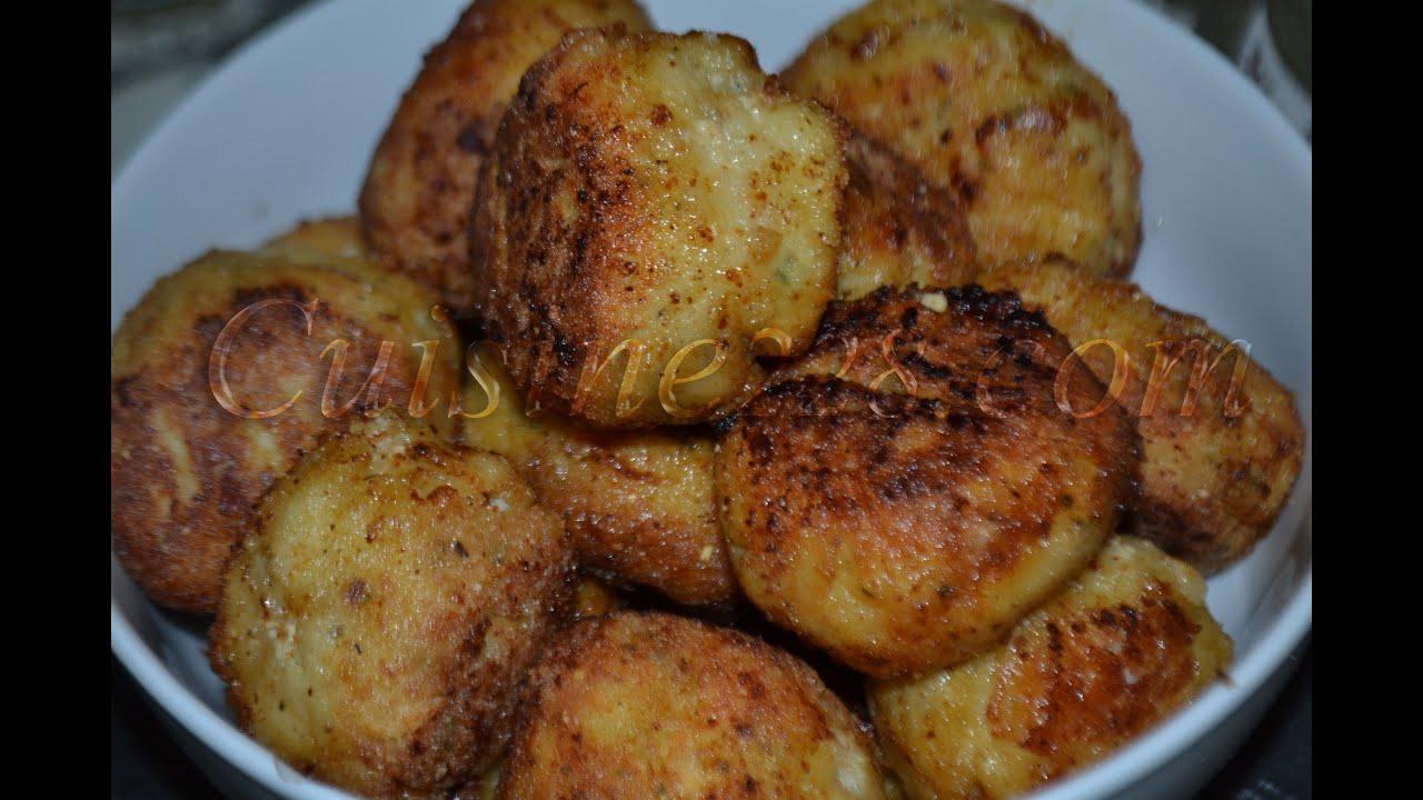 Boulettes de poisson fish meatballs cuisine africaine - Cuisine thailandaise recette ...