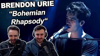 """Panic! At The Disco - Bohemian Rhapsody"" Singers REACTION"