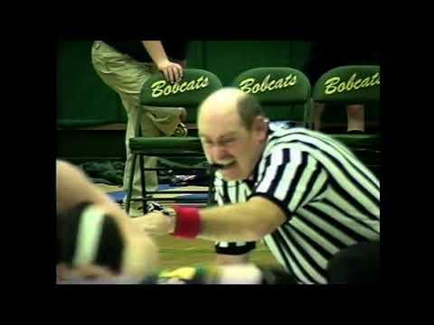 NAC - Saranac JV Wrestling  1-11-01