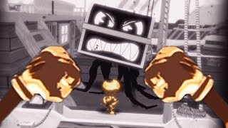 PLAY AS GOLDEN BENDY FIGHTING THE INK DEMONS! (NEW) | Bendy in Nightmare Run (FULL GAME)