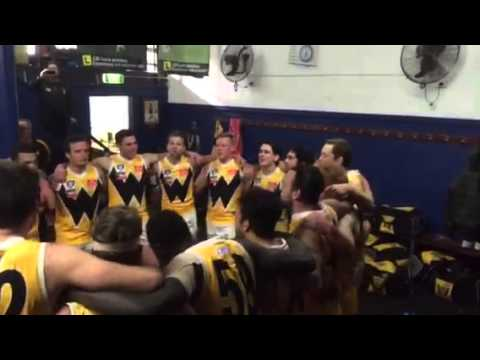 Werribee Rd 10 VFL - Development Boys 'Sing The Song'