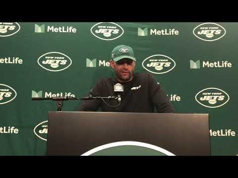 Jets' Adam Gase on 'inept' offense vs. Bills in Week 1