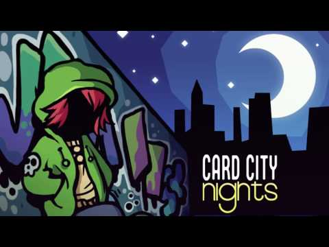 Meanwhile in Ludo City - Ep. 2: Card City Nights (part 1)