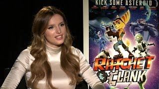 'Rachet & Clank' Interview
