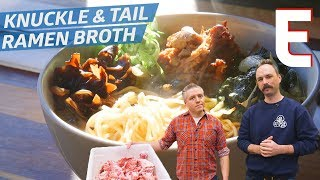 Why Good Pork Bones Make the Best Ramen Broth —Prime Time