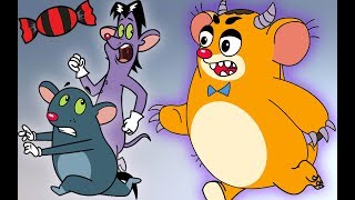 Rat-A-Tat |'Rat Candy Monsters Scary Monster Cartoons for Kids'| Chotoonz Kids Funny Cartoon Videos