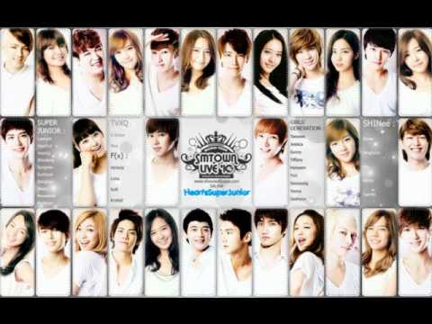 H.O.T - Hope (SMTOWN's ending song)
