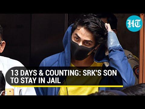 Aryan Khan can't leave jail: Bail plea rejected again