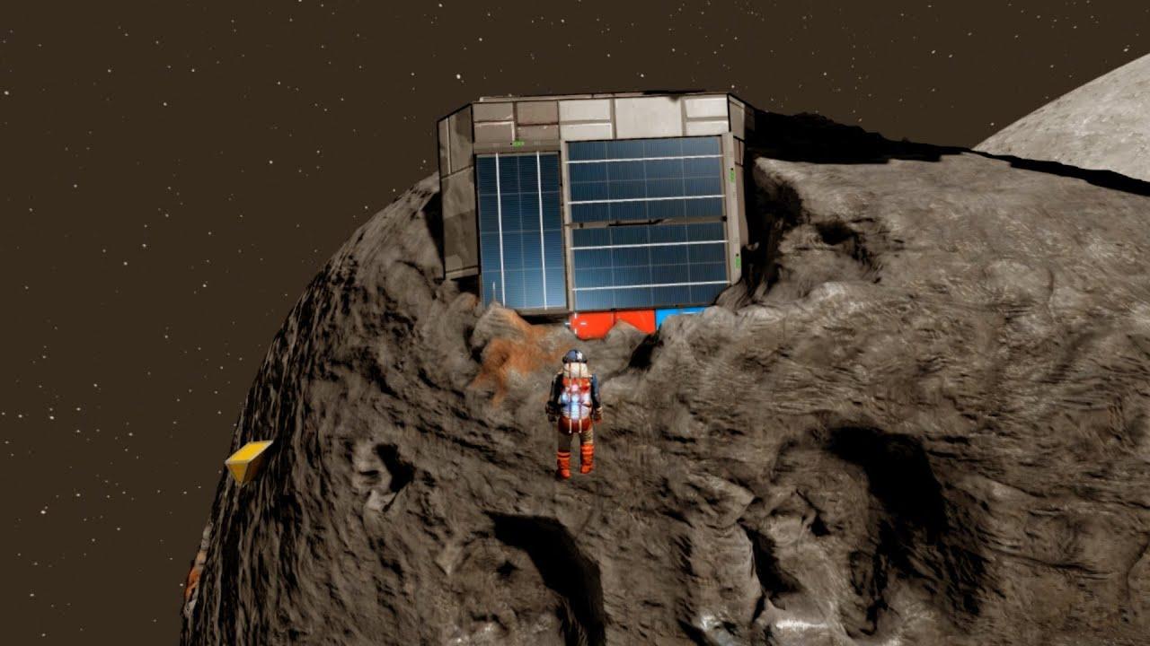 moon base space engineers - photo #1