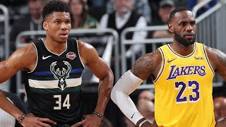 All-Access: Bucks vs. Lakers | The Unseen Footage From Giannis vs. LeBron | Restricted Area 12.19.19