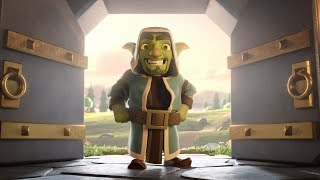 The Tale of The Goblin Wizard (Clash of Clans Official)