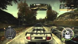 Need for Speed Most Wanted (Final Boss Razor/all 5 races + Final Pursuit)