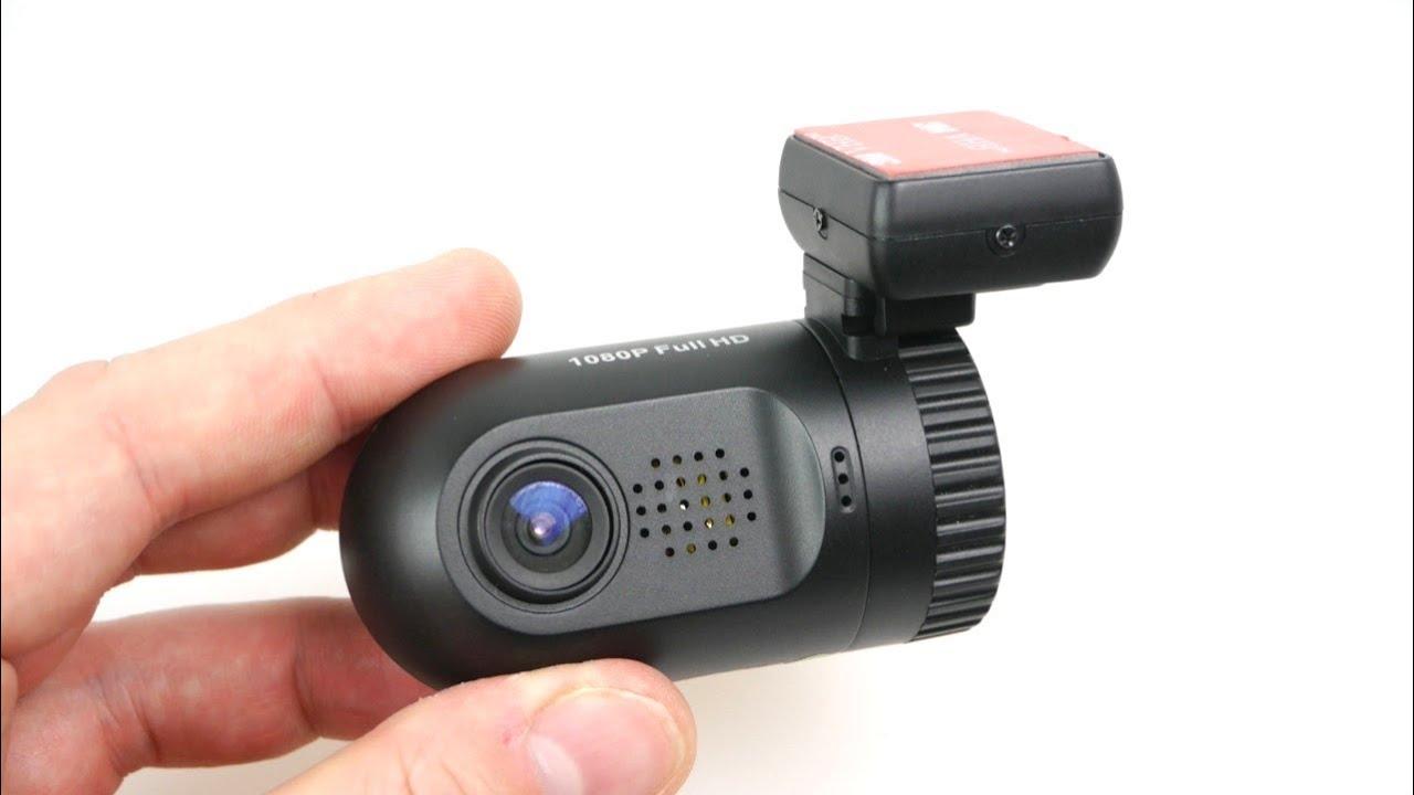 Review Mini Dvr 0801 The Smallest 1080p Lcd Car Dash Cam