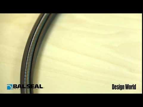 Bal Seal® Engineering Large Diameter Seals