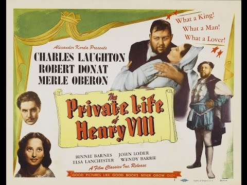 The Private Life of Henry VIII.'