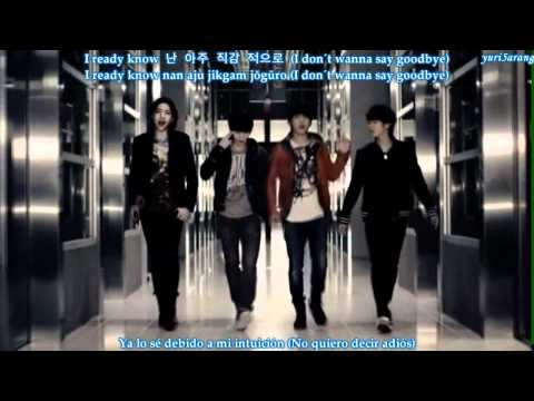CN Blue - Intuition [Sub Español + Hangul + Romanización]