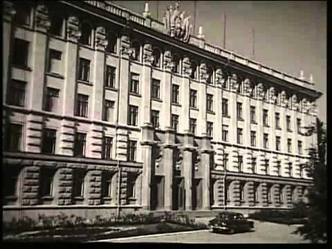 Очерк-экскурсия по Кишинёву 1960-х гг. / (Chisinau, anii 1960)