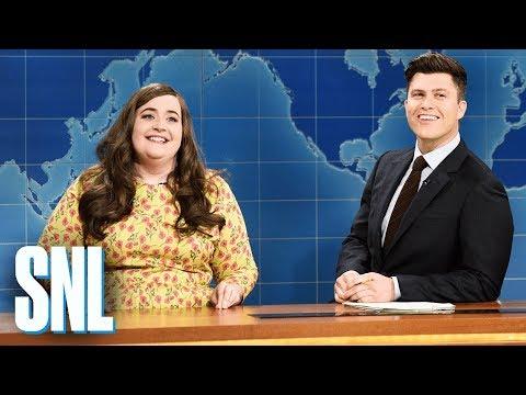 Weekend Update: Aidy Bryant - SNL