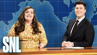 Weekend Update: Aidy Bryant - SNL