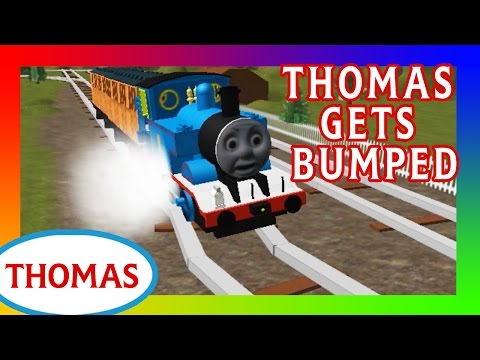 Thomas Puts The Brakes On Thomas And Friends Roblox Remake