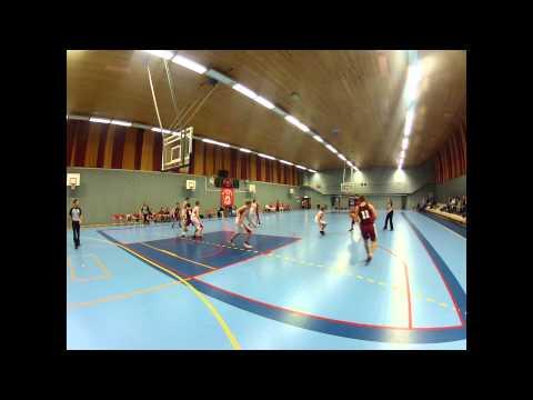 Lidingö Basket P97 vs Blackeberg U16RM 2012-10-20