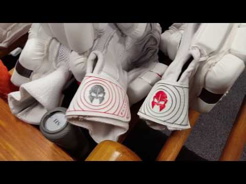 Phantom Cricket Armour 2017 Batting Gloves (Orange)