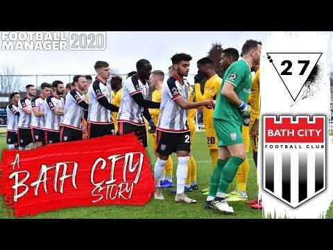**EPIC RAGE QUIT** | Football Manager 2020 Bath City | FM20 LLM Ep 27
