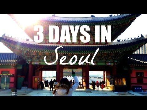 3 Days in Seoul (Part 1) | Jenny Zhou