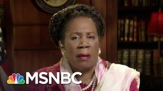 Rep. Sheila Jackson Lee: Steve King's Statement Racist, Unbelievable | MSNBC
