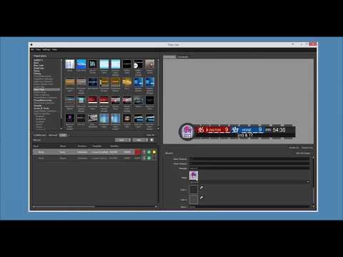 NewBlueFX Titler Live Broadcast Webinar