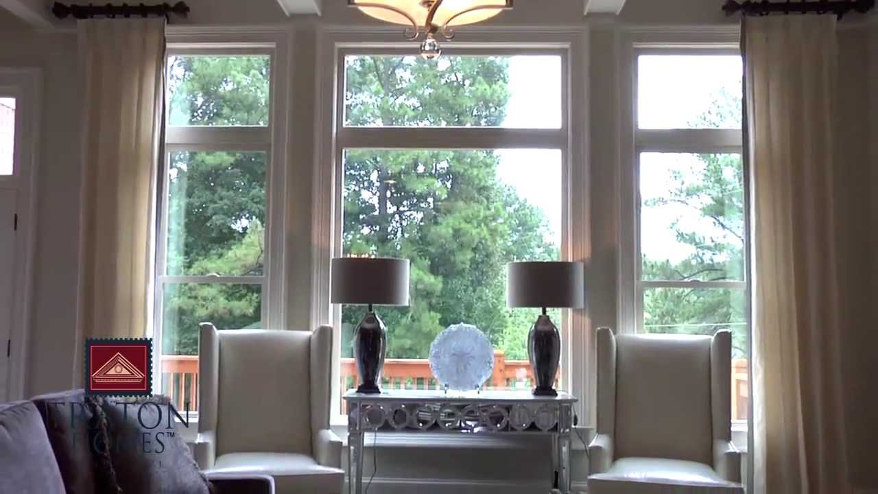 See A Beautiful Decorated Model Home