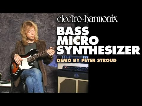 electro harmonix bass micro synthesizer guitar effects pedals. Black Bedroom Furniture Sets. Home Design Ideas