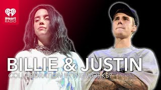 Billie Eilish & Justin Bieber Collab On The Way? | Fast Facts